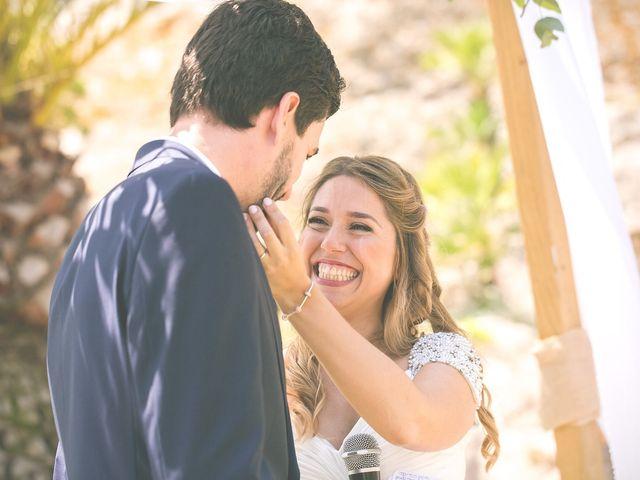 La boda de Fernando y Marta en Peñiscola, Castellón 22