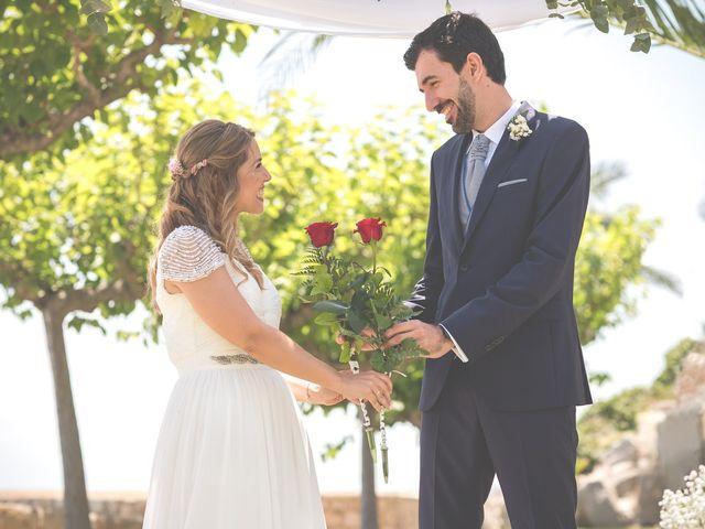 La boda de Fernando y Marta en Peñiscola, Castellón 23