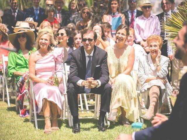 La boda de Fernando y Marta en Peñiscola, Castellón 24