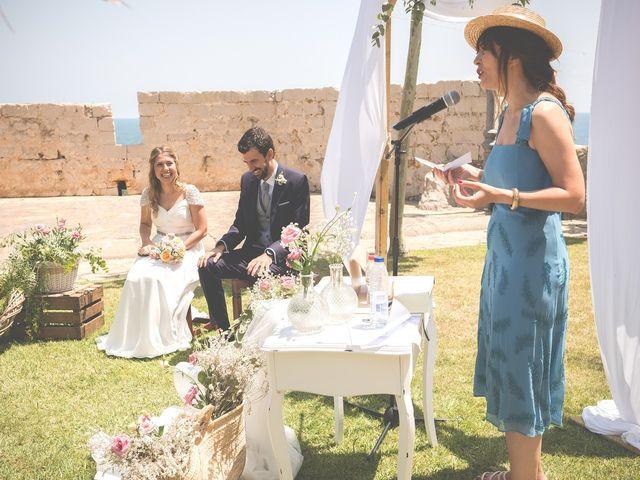La boda de Fernando y Marta en Peñiscola, Castellón 25