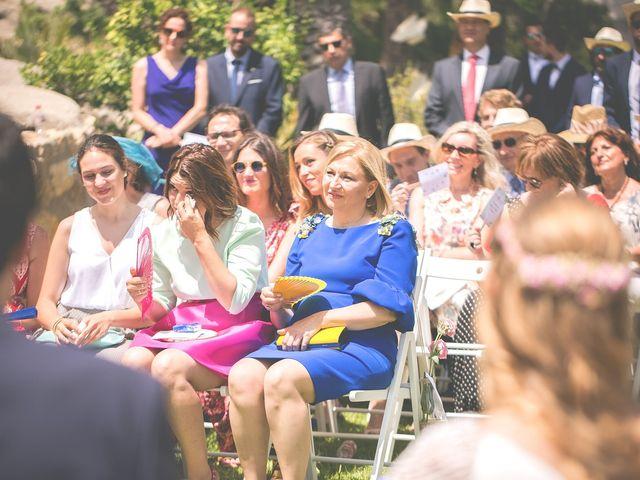 La boda de Fernando y Marta en Peñiscola, Castellón 26
