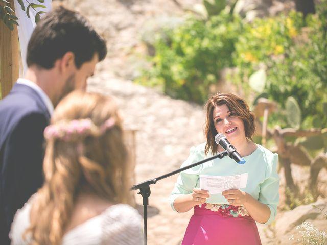 La boda de Fernando y Marta en Peñiscola, Castellón 27