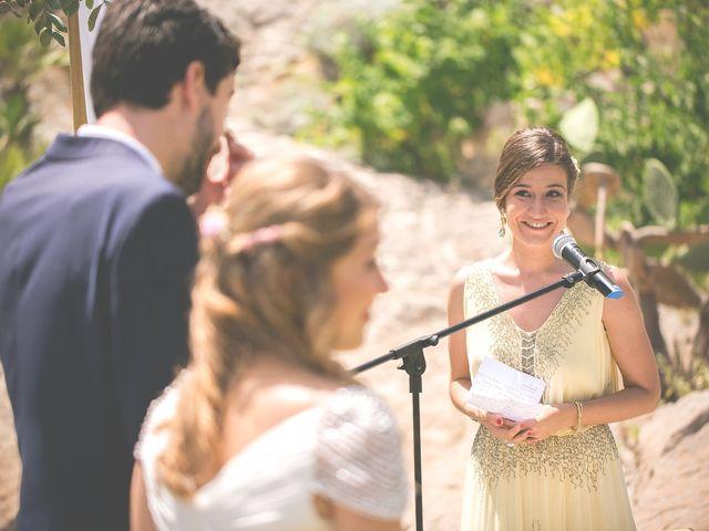 La boda de Fernando y Marta en Peñiscola, Castellón 29