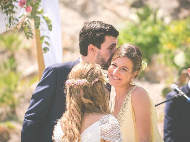 La boda de Fernando y Marta en Peñiscola, Castellón 31