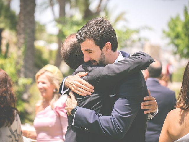 La boda de Fernando y Marta en Peñiscola, Castellón 32