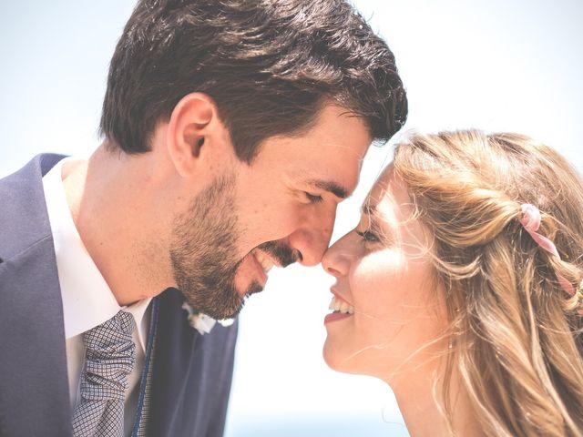 La boda de Fernando y Marta en Peñiscola, Castellón 34