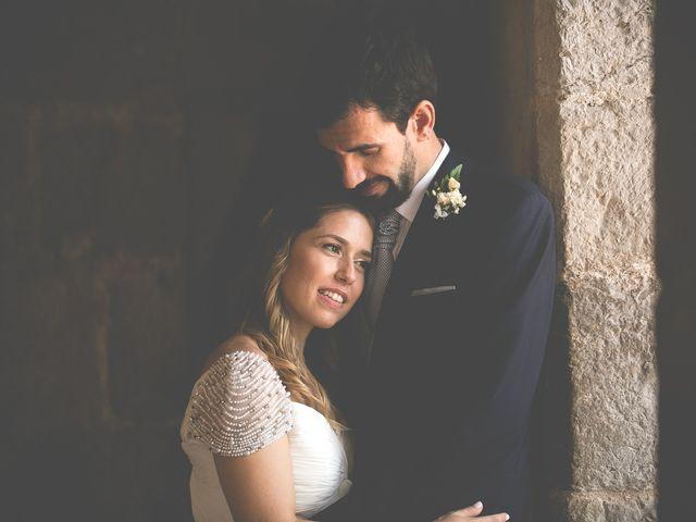 La boda de Fernando y Marta en Peñiscola, Castellón 1