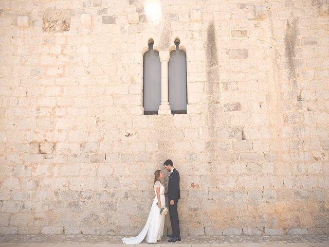 La boda de Fernando y Marta en Peñiscola, Castellón 37