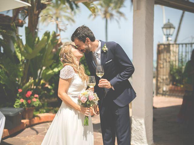 La boda de Fernando y Marta en Peñiscola, Castellón 38
