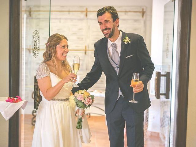 La boda de Fernando y Marta en Peñiscola, Castellón 41