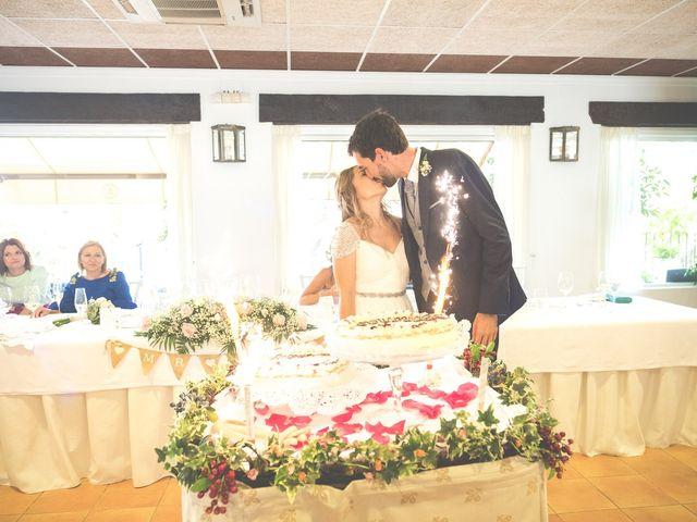 La boda de Fernando y Marta en Peñiscola, Castellón 42