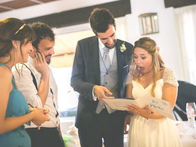 La boda de Fernando y Marta en Peñiscola, Castellón 43