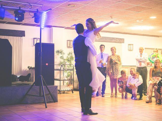 La boda de Fernando y Marta en Peñiscola, Castellón 45