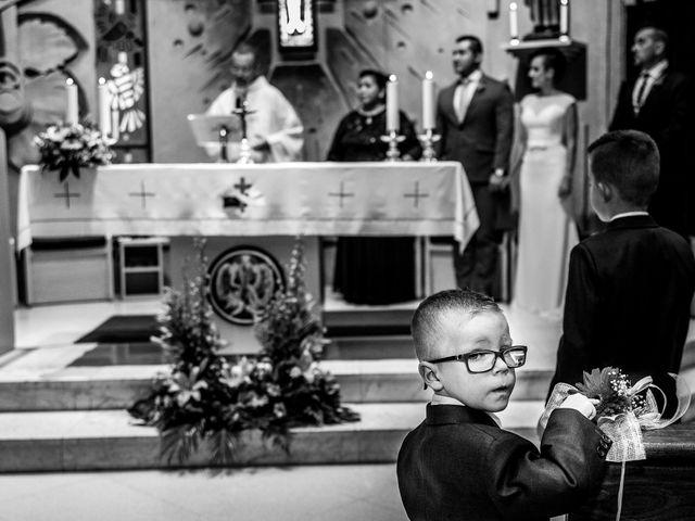 La boda de Francisco y Alexandra en Madrid, Madrid 19