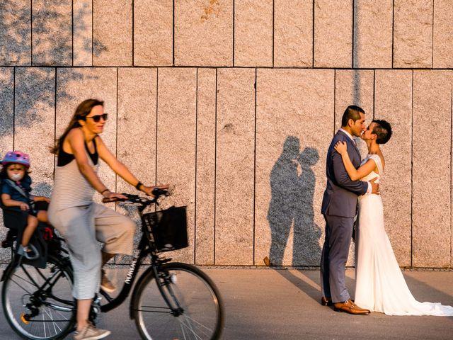 La boda de Francisco y Alexandra en Madrid, Madrid 26