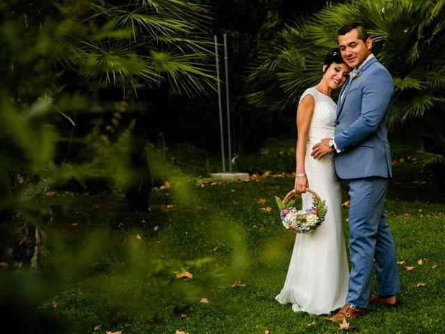 La boda de Francisco y Alexandra en Madrid, Madrid 27