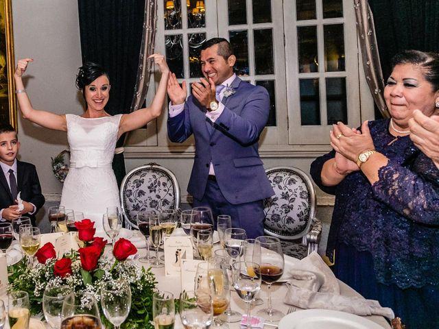 La boda de Francisco y Alexandra en Madrid, Madrid 31