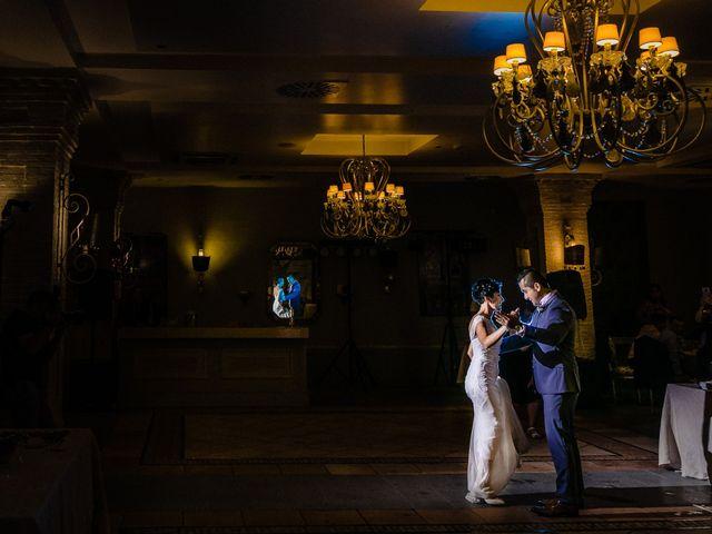La boda de Francisco y Alexandra en Madrid, Madrid 33