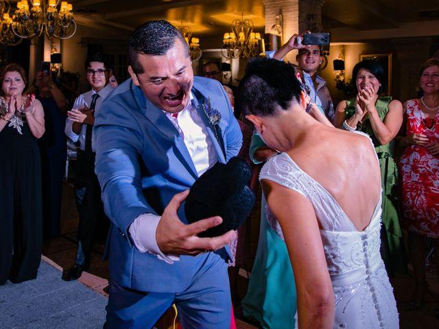 La boda de Francisco y Alexandra en Madrid, Madrid 36