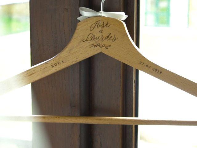 La boda de José y Lourdes en Cangas De Onis, Asturias 2
