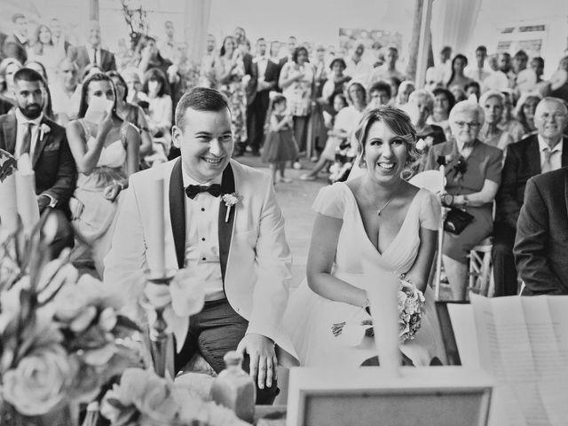La boda de Fran y Ana en Madrid, Madrid 17