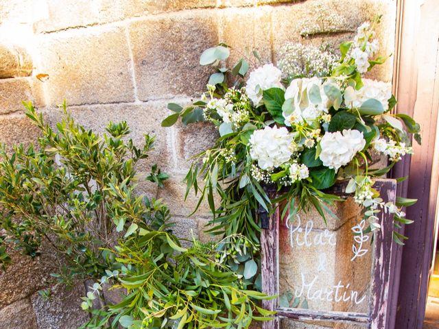 La boda de Martín y Pili en Outes, A Coruña 13
