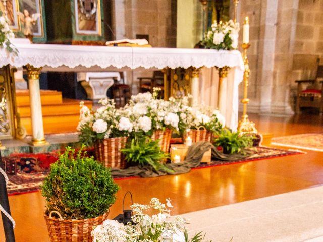 La boda de Martín y Pili en Outes, A Coruña 14