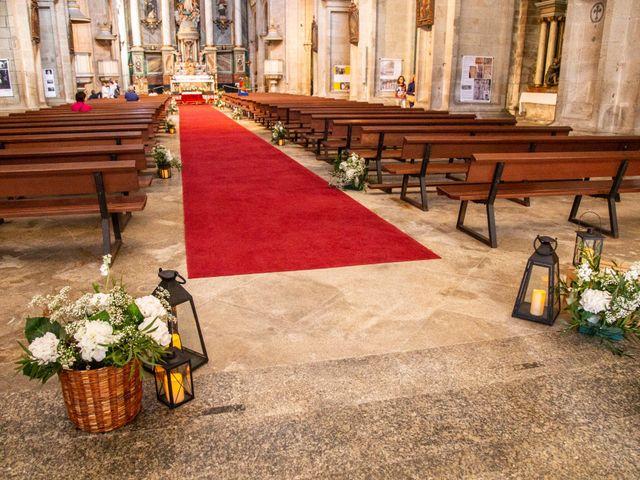 La boda de Martín y Pili en Outes, A Coruña 15