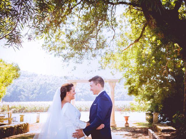 La boda de Pili y Martín