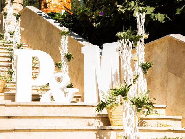 La boda de Martín y Pili en Outes, A Coruña 17