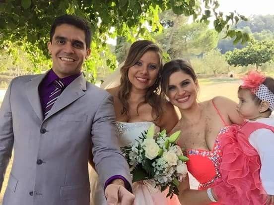 La boda de Francisco y Fatima en Alcoi/alcoy, Alicante 9