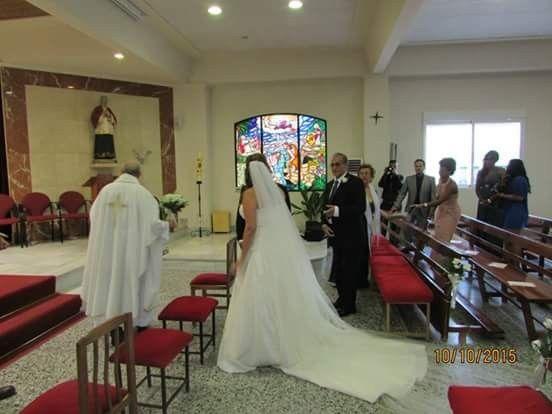 La boda de Francisco y Fatima en Alcoi/alcoy, Alicante 12