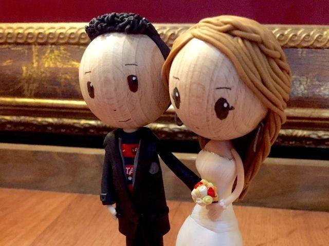 La boda de Francisco y Fatima en Alcoi/alcoy, Alicante 19