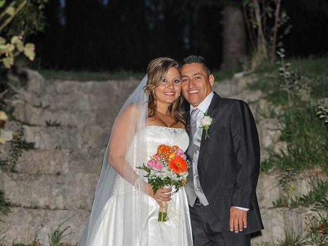 La boda de Francisco y Fatima en Alcoi/alcoy, Alicante 2