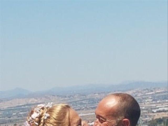 La boda de Eliseo y Elisa en Murcia, Murcia 1