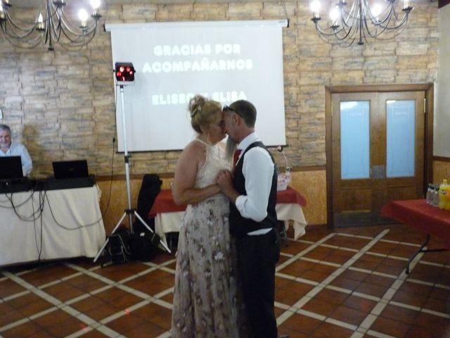 La boda de Elisa y Eliseo