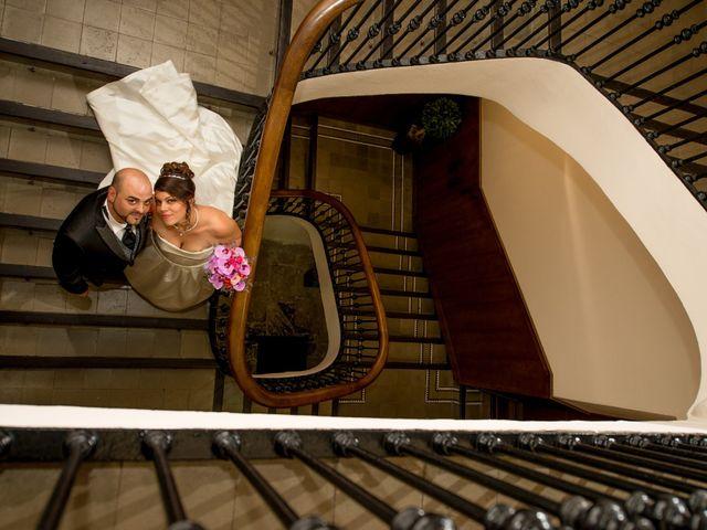 La boda de Eva y Lorenzo