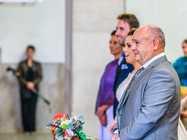 La boda de Angel y Saray en Camargo, Cantabria 9