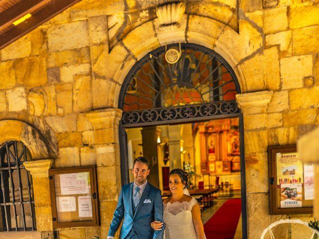 La boda de Angel y Saray en Camargo, Cantabria 17