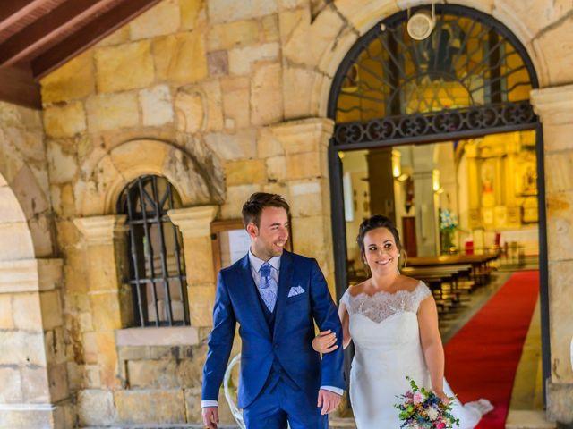 La boda de Angel y Saray en Camargo, Cantabria 18