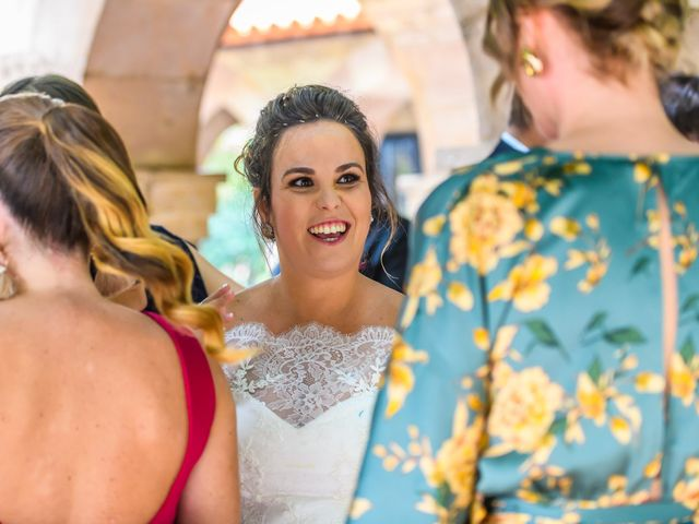 La boda de Angel y Saray en Camargo, Cantabria 22