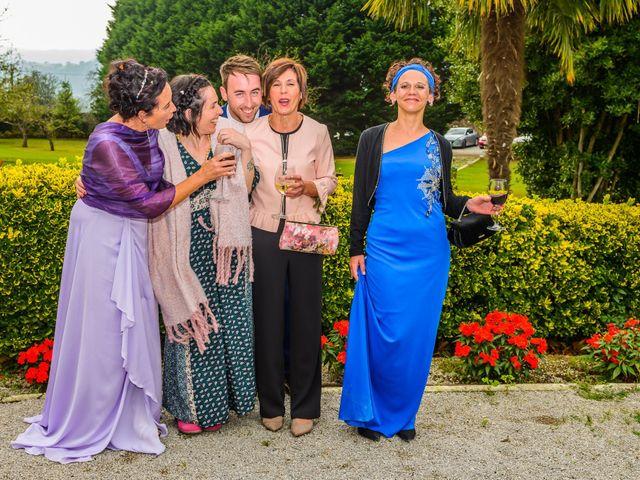 La boda de Angel y Saray en Camargo, Cantabria 32