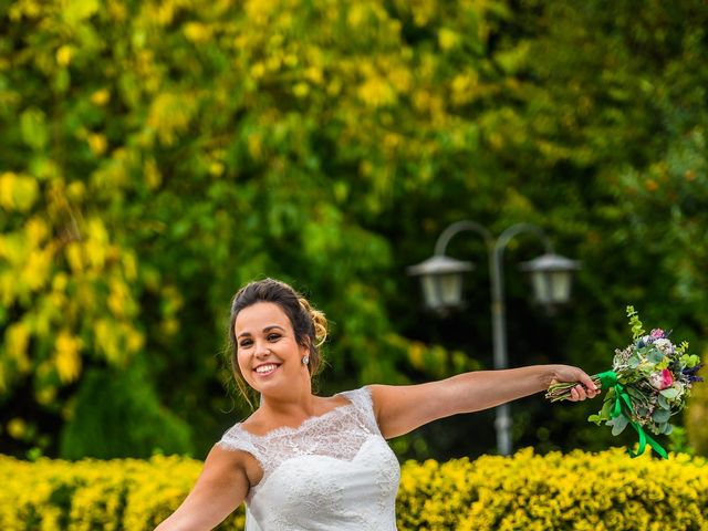 La boda de Angel y Saray en Camargo, Cantabria 33