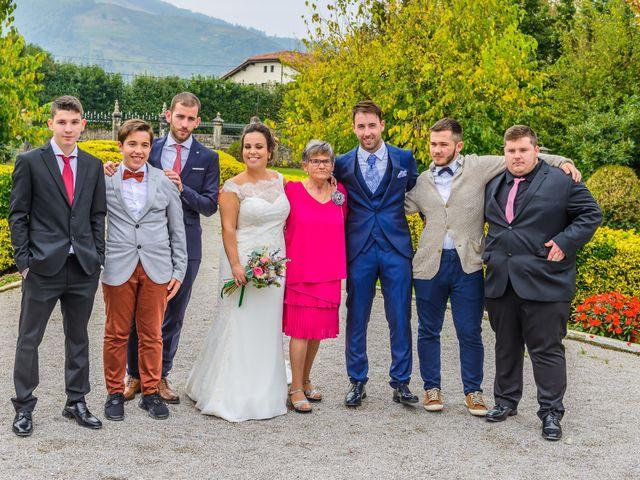 La boda de Angel y Saray en Camargo, Cantabria 35