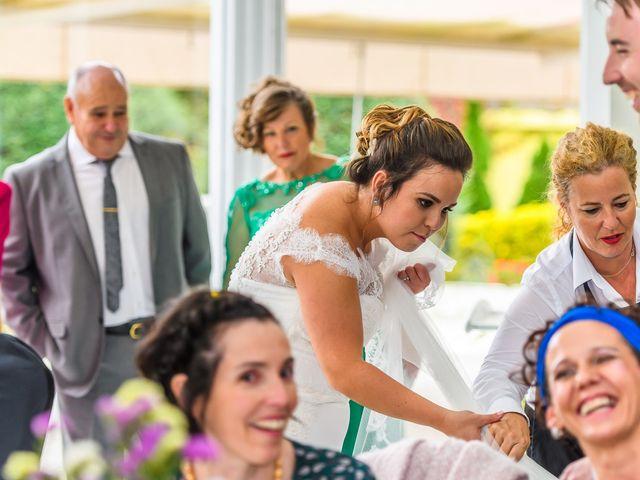 La boda de Angel y Saray en Camargo, Cantabria 42