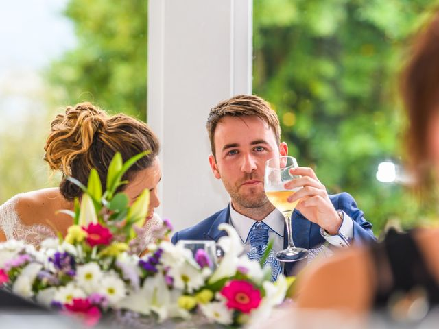 La boda de Angel y Saray en Camargo, Cantabria 44