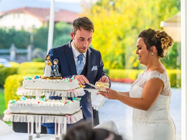 La boda de Angel y Saray en Camargo, Cantabria 52