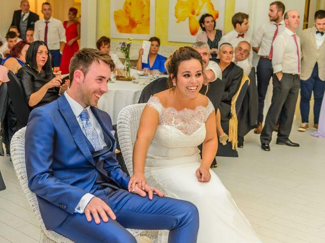 La boda de Angel y Saray en Camargo, Cantabria 68