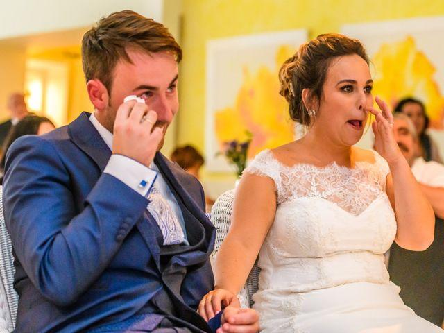 La boda de Angel y Saray en Camargo, Cantabria 72