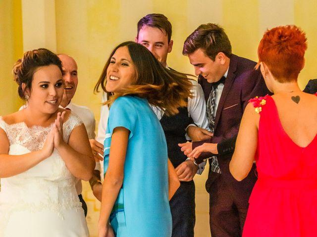 La boda de Angel y Saray en Camargo, Cantabria 80